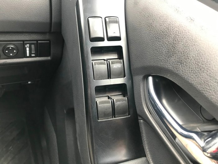 2018 Isuzu D-MAX 4x4 LS-U Crew Cab Ute Cobalt Blue Mica