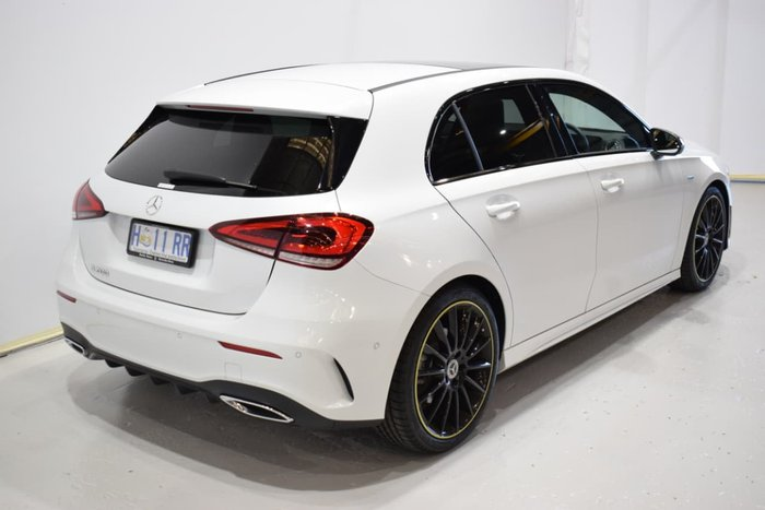 2018 Mercedes-Benz A200 W177 White