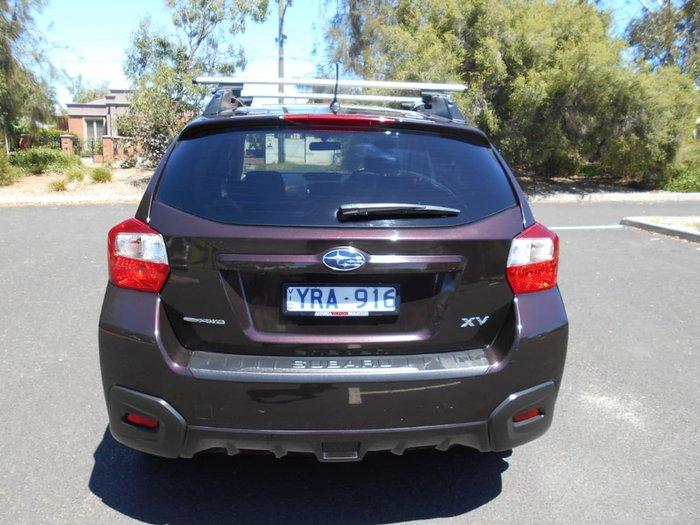 2012 Subaru XV 2.0i G4X MY12