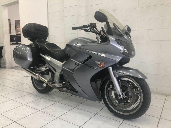 2003 Yamaha FJR1300A SILVER