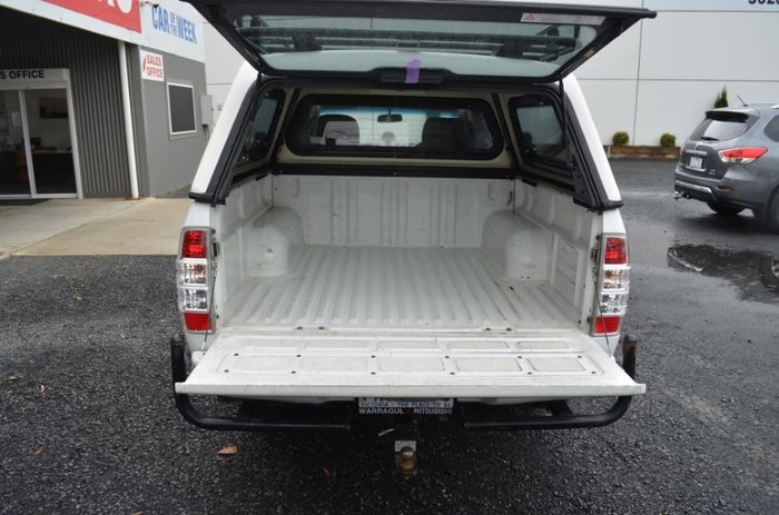 2009 Ford Ranger XL PK 4X4 Dual Range White