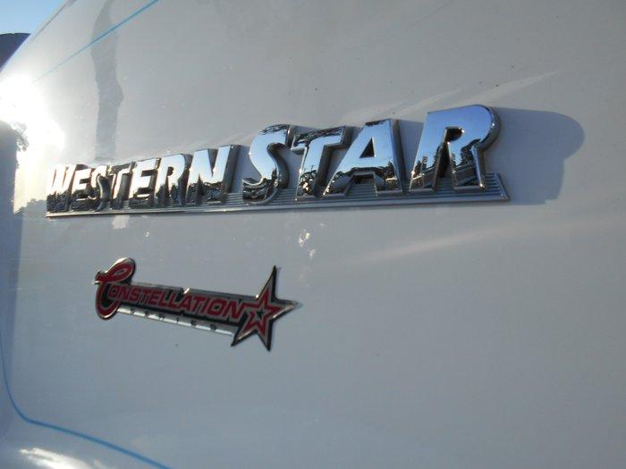 2013 Western Star 4964FX WHITE