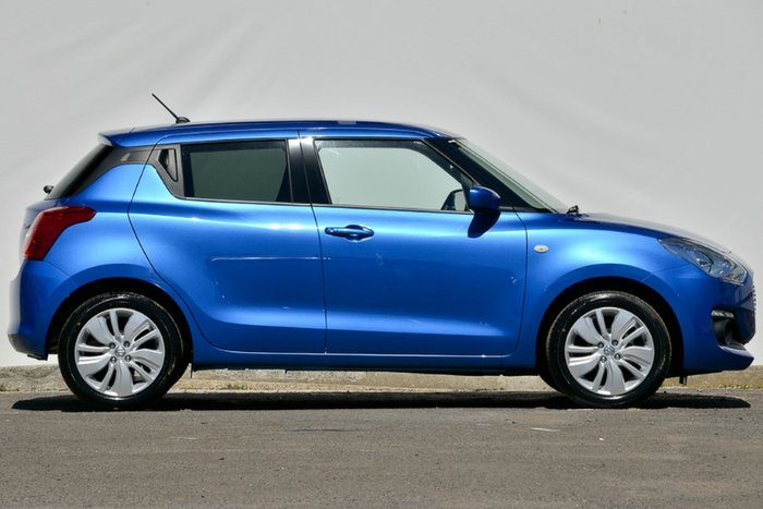 2019 SUZUKI SWIFT GL NAVIGATOR SAFETY AZ SPEEDY BLUE