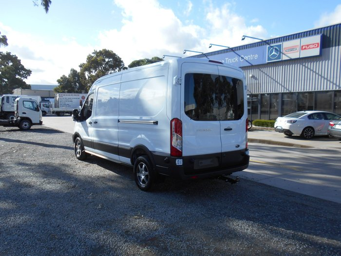 2016 Ford Transit WHITE