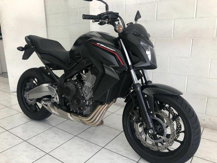2016 Honda CBR650FL ABS (LAMS) Black