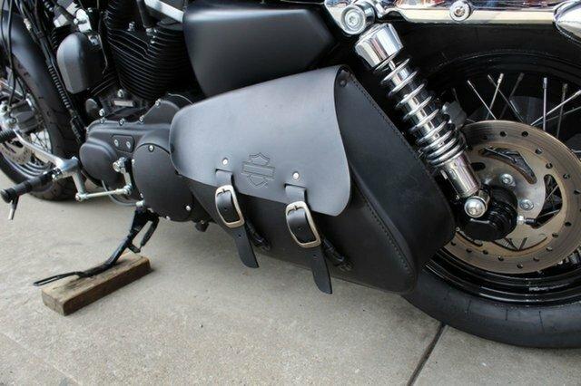 2014 Harley-davidson XL1200 SPORTSTER CB Black Denim