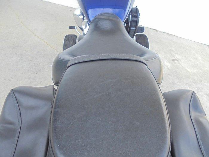 0 Yamaha 2006 YAMAHA 1300CC XVS1300A V-STAR CRUISER Blue