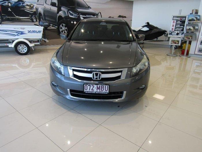 2010 Honda Accord Limited Edition 8th Gen MY10 Grey