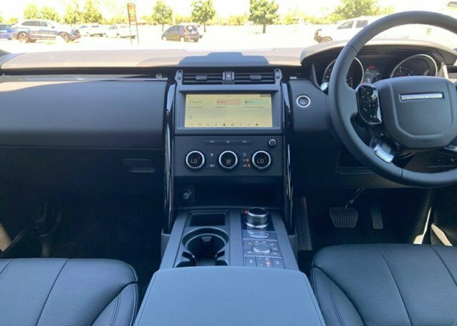 2018 LAND ROVER DISCOVERY