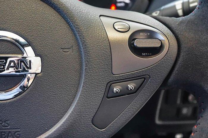 2018 Nissan JUKE NISMO RS F15 MY18 Black