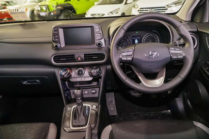2017 Hyundai Kona Active OS MY18 4X4 On Demand Grey