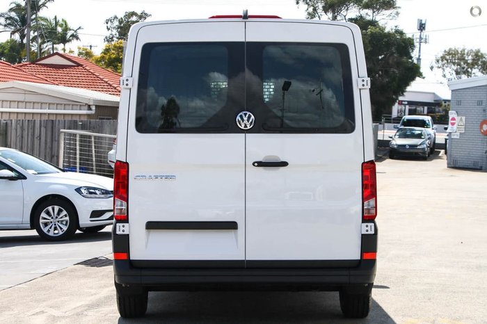 2018 Volkswagen Crafter 35 TDI410 SY1 MY19 White