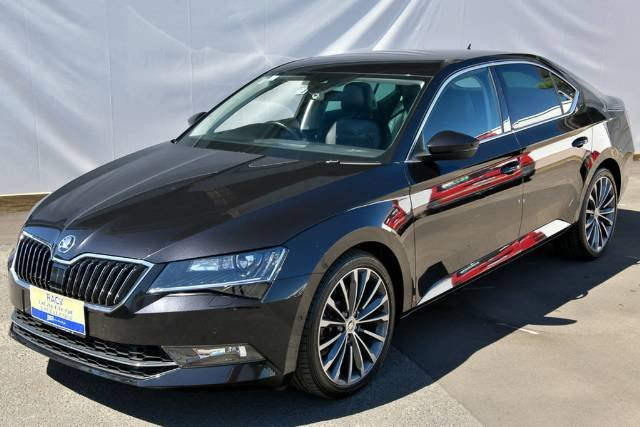 2017 SKODA Superb 206TSI NP MY18 4X4 Constant BLACK MAGIC