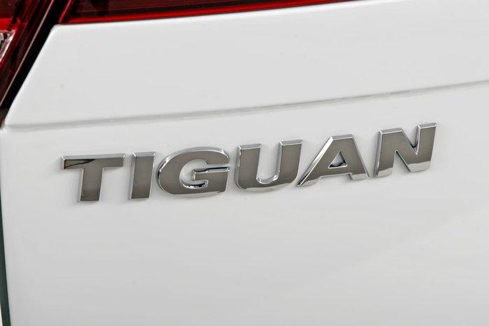 2018 Volkswagen Tiguan 162TSI Highline 5N MY19 White