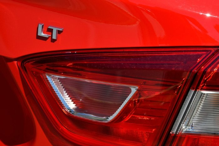 2017 Holden Astra LT BL MY17 ABSOLUTE RED