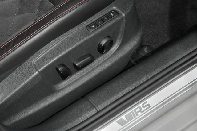 2018 SKODA Octavia RS 169TSI NE MY18.5 STEEL GREY