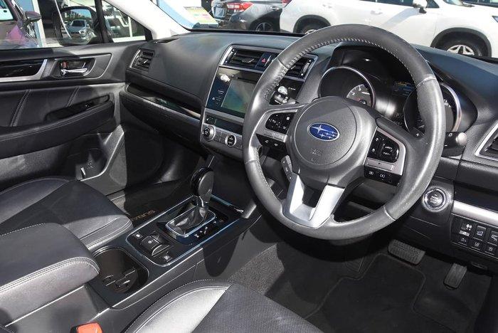 2016 Subaru Outback 2.5i 5GEN MY16 White