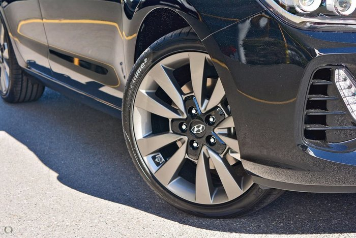 2018 Hyundai i30 SR Premium PD2 MY18 Black