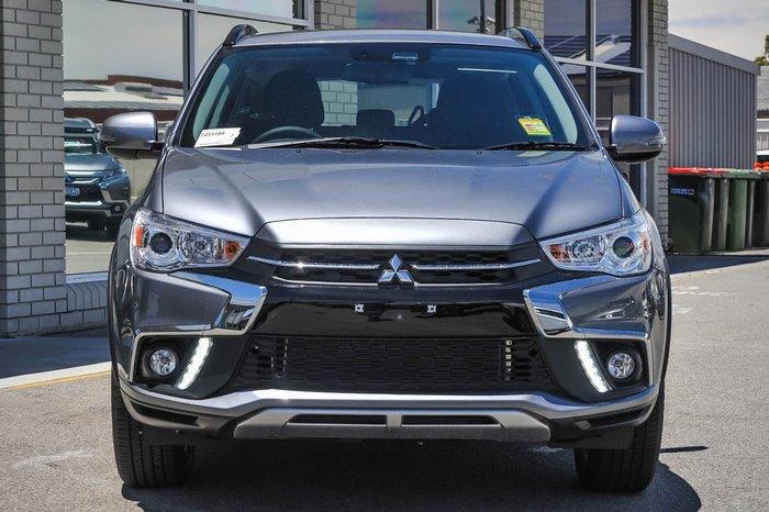 2018 Mitsubishi ASX ES ADAS XC MY19 Grey