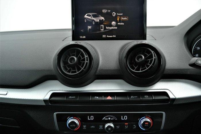 2017 Audi Q2 design GA MY17 ORANGE