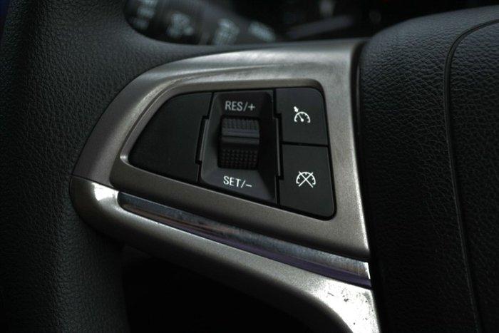 2014 Holden Commodore Evoke VF MY14 HERON WHITE