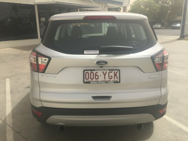 2018 Ford Escape Ambiente ZG MY18 MOONDUST SILVER