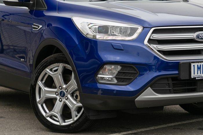 2018 Ford Escape Titanium ZG MY18 4X4 On Demand Blue