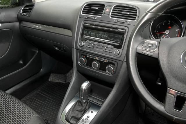 2012 Volkswagen Golf 90TSI Trendline VI MY12.5 GOLD