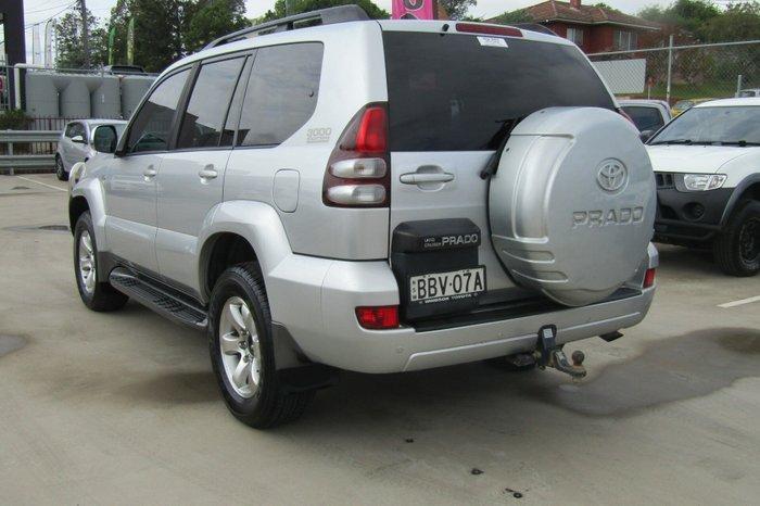 2007 Toyota Landcruiser Prado