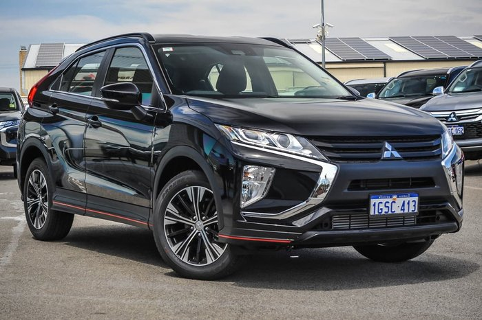 2018 Mitsubishi Eclipse Cross ES YA MY18 Black
