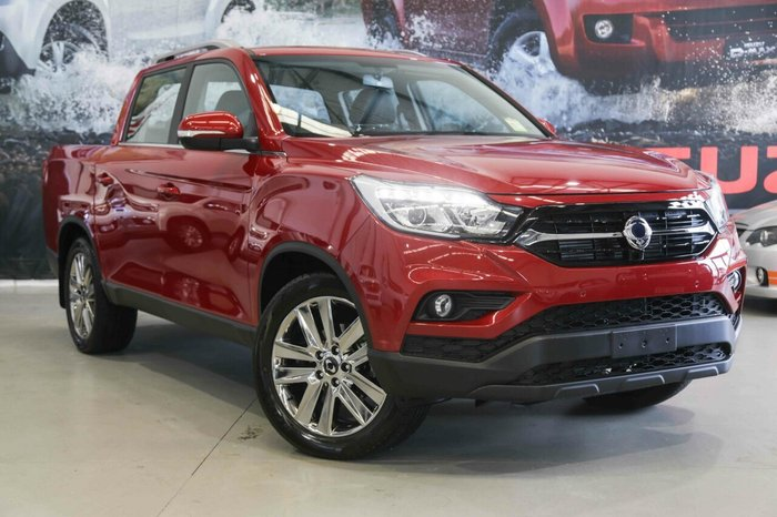 2019 Ssangyong Musso