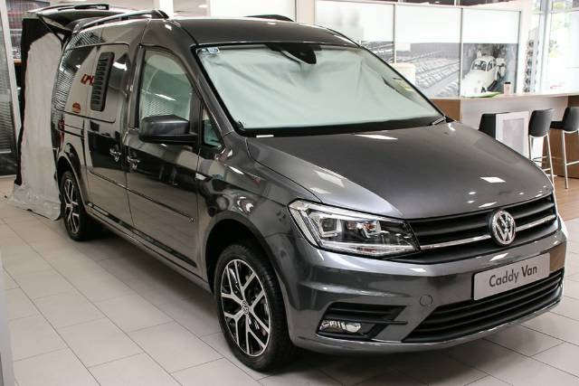 2019 Volkswagen Caddy TSI220 Beach