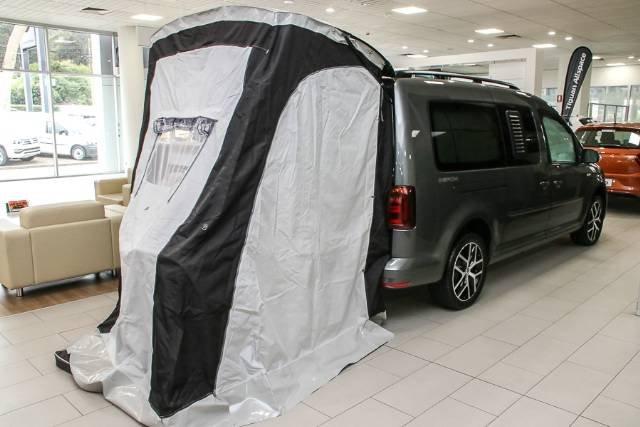 2019 Volkswagen Caddy TSI220 Beach 2K MY19 INDIUM GREY