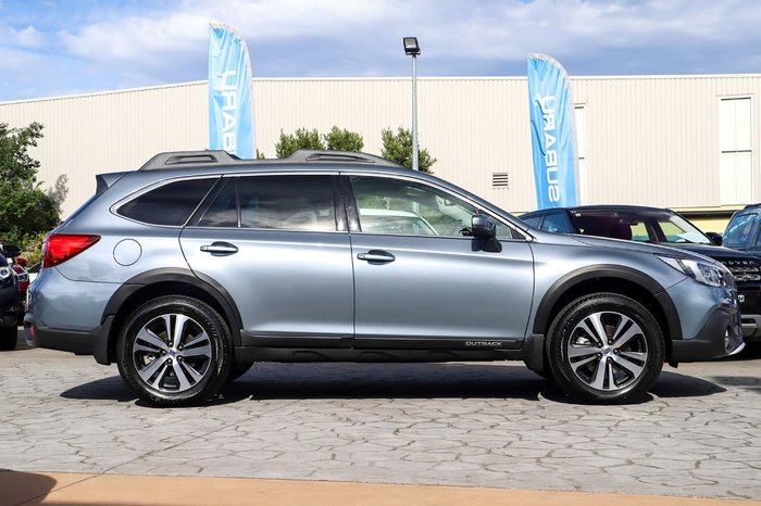 2017 Subaru Outback 2.5i Premium 5GEN MY18 Grey