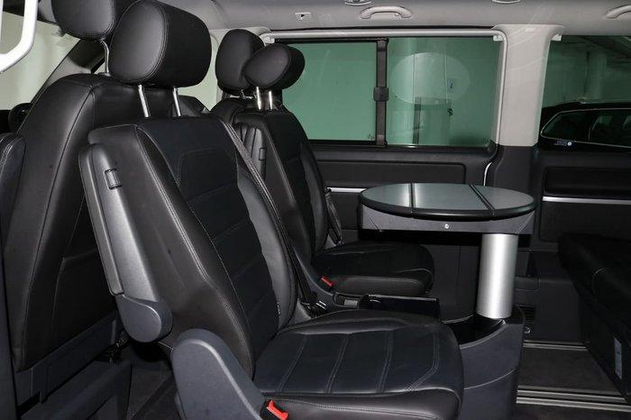 2017 Volkswagen Multivan TDI450 Highline T6 MY17 White