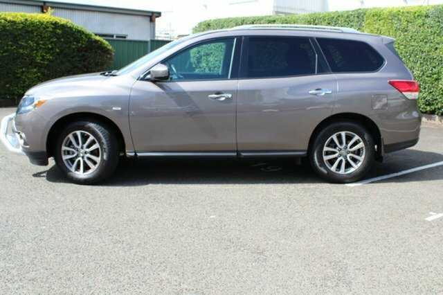 2013 Nissan Pathfinder ST R52 MY14 RIVER STONE