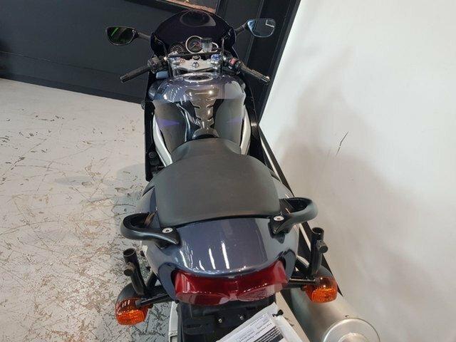 1998 Kawasaki ZX-6R (ZX600) NINJA Black