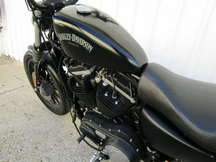 2013 Harley-Davidson XL883 IRON 883 Black