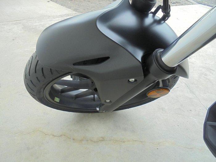 2012 Suzuki GSR750 White