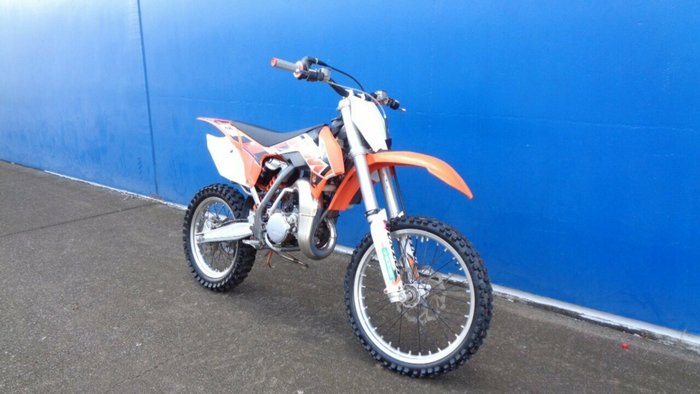 2015 Ktm 85 SX BW ORANGE