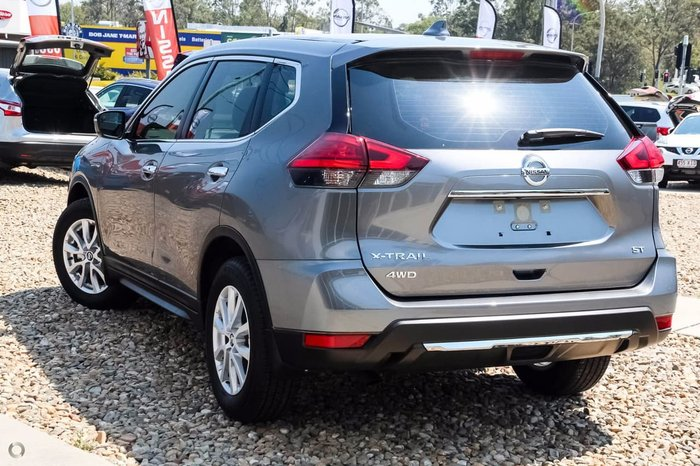 2019 Nissan X-Trail ST T32 Series II 4X4 On Demand Grey
