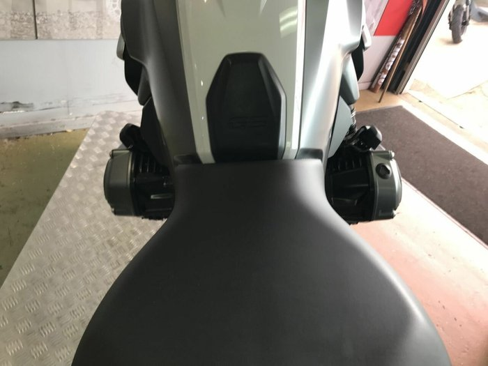 2017 BMW R1200 GS SILVER