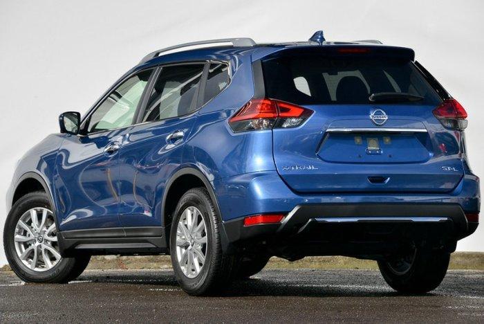 2018 Nissan X-Trail ST-L T32 Series II MARINE BLUE
