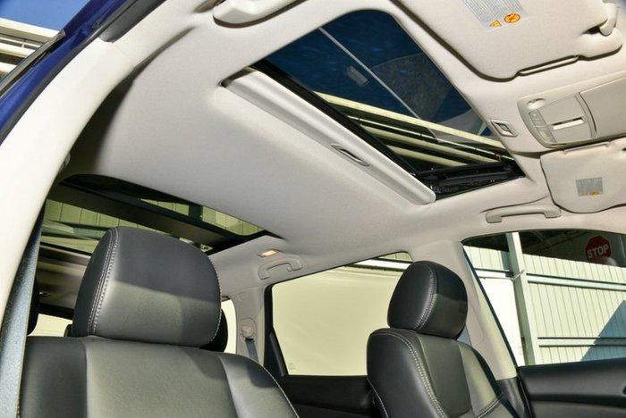 2017 Nissan Pathfinder ST-L R52 Series II MY17 4X4 On Demand CASPIAN BLUE
