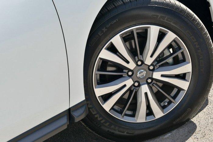2017 Nissan Pathfinder ST-L R52 Series II MY17 4X4 On Demand IVORY PEARL