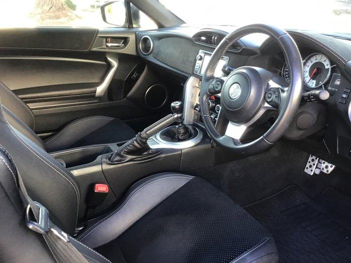 2017 Toyota 86 GTS ZN6 Black