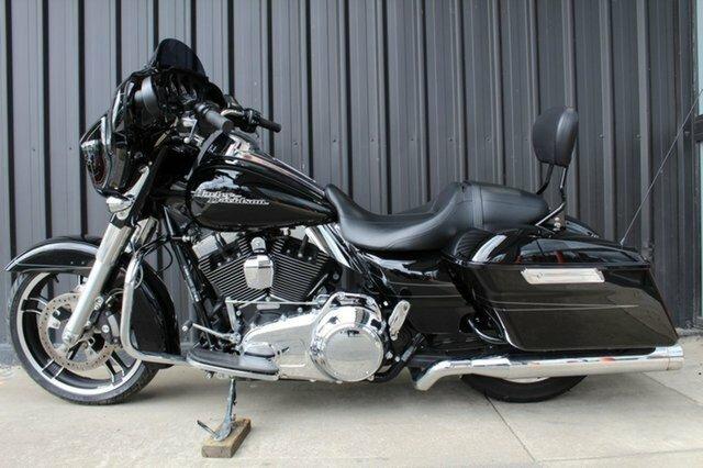 2016 Harley-davidson FLHXS STREET GLIDE SPECIAL Black
