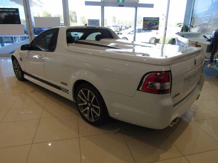 2011 Holden Ute SS V VE Series II White