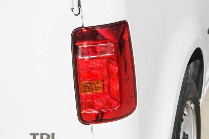 2017 Volkswagen Caddy TDI250 2KN MY17.5 White