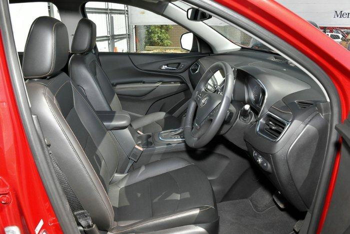 2017 Holden Equinox LTZ EQ MY18 GLORY RED